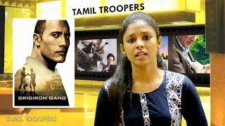 Tamil Review of English Movies   Gridiron Gang, Cinderella Man, Million Dollar Arm   Tamil Troopers