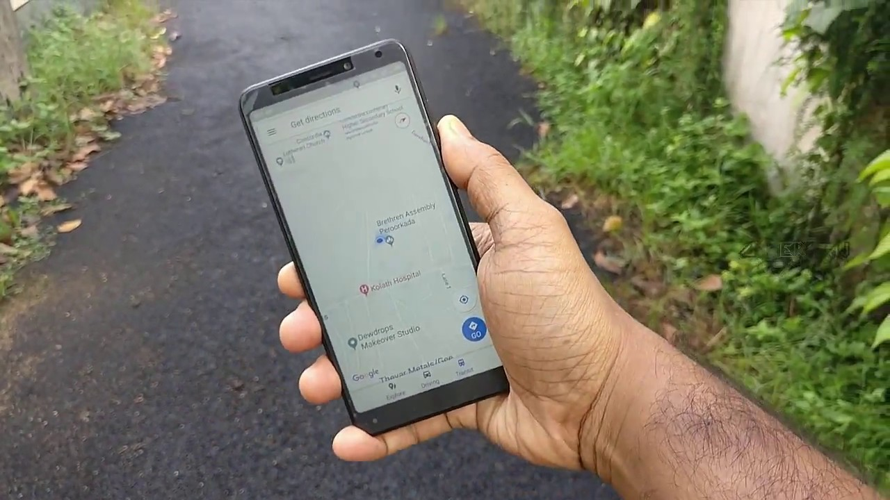 How To Calibrate Compass In Mobile Devices For Google Maps