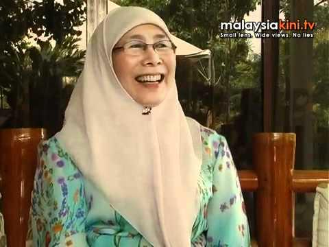 Wan Azizah: God forbid I'll be like Rosmah