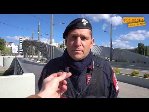 Nella base italiana in Kosovo