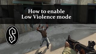 CS:GO | How to enable low violence mode