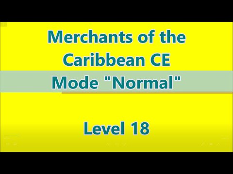 Merchants of the Caribbean CE Level 18 |
