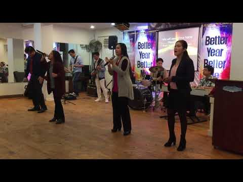 Touching Heaven, Changing Earth - Jesus Christ to God be the Glory church NY - (April 29, 2018)