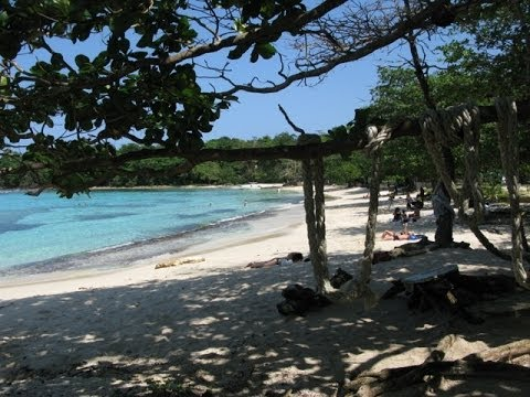 Winnifred Beach . Portland, Jamaica.