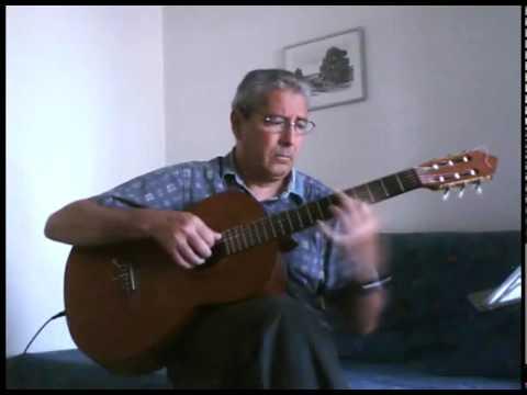Historia De Un Amor - For Solo Acoustic Guitar