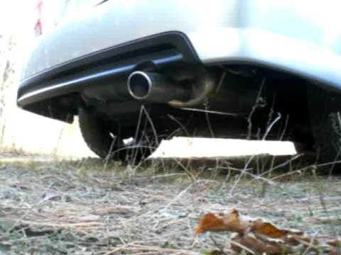 Protege 5. MP3 Racing Beat exhaust + header