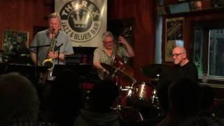 Kirk MacDonald/Pat LaBarbera Quartet at The Rex