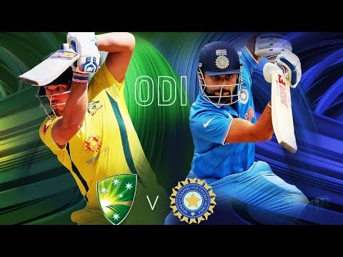 Australia Vs India 1st ODI Match Preview | Cricket Live | DD Sports