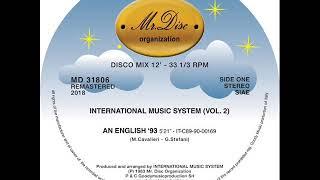 International Music System - An English '93 (REMASTERED 2018)