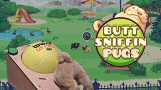 Sniffin' Pug Butts and Poopin' on Things at PAX 2015