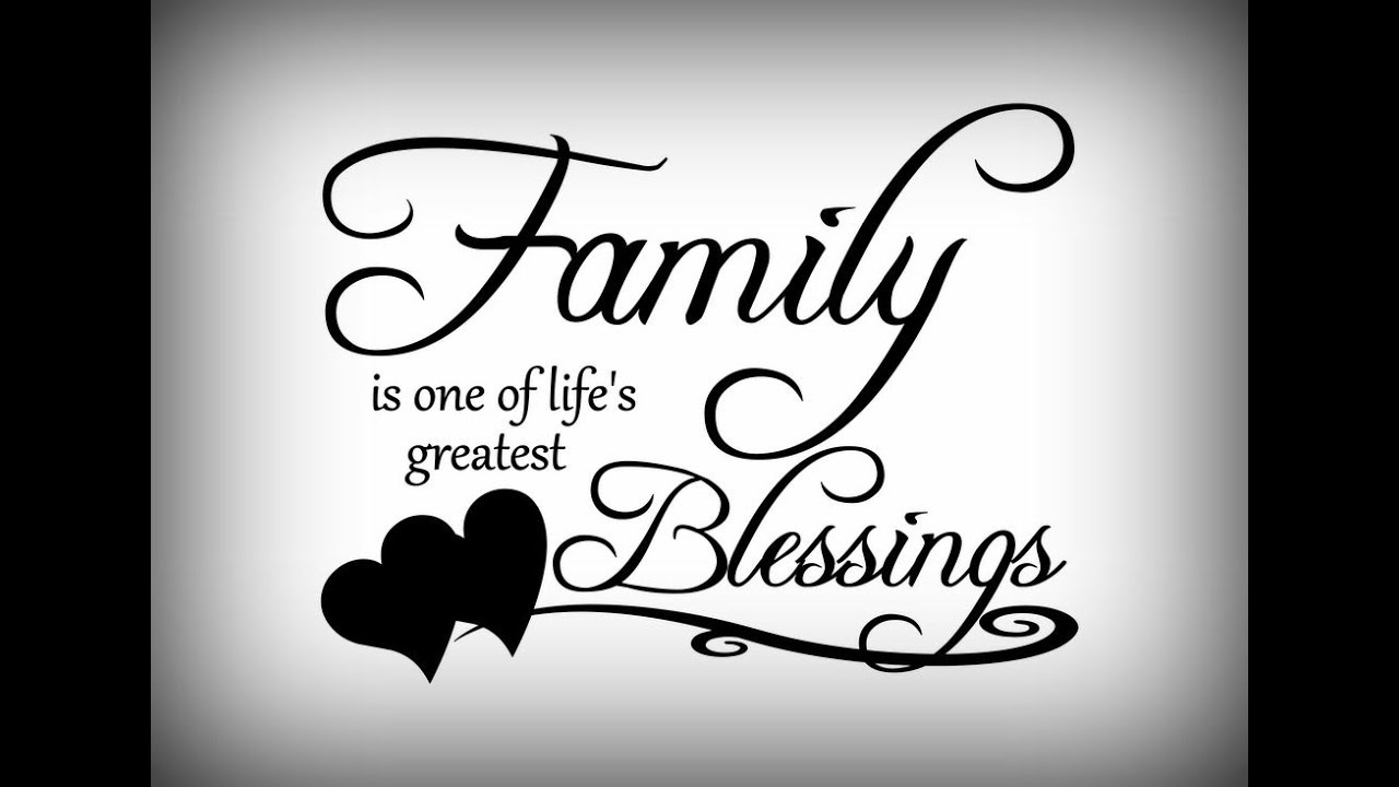 Blessed Family Quotes Amazing Anchor Of Faith Family Blessing