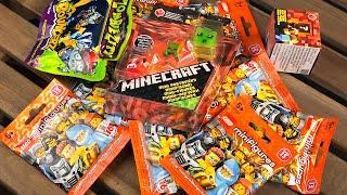 Раскрываем LEGO Minifigures 15 Серия!
