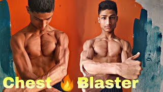 4 Chest🔥Burning Exercises (Home Workout) -Suryakant Singh