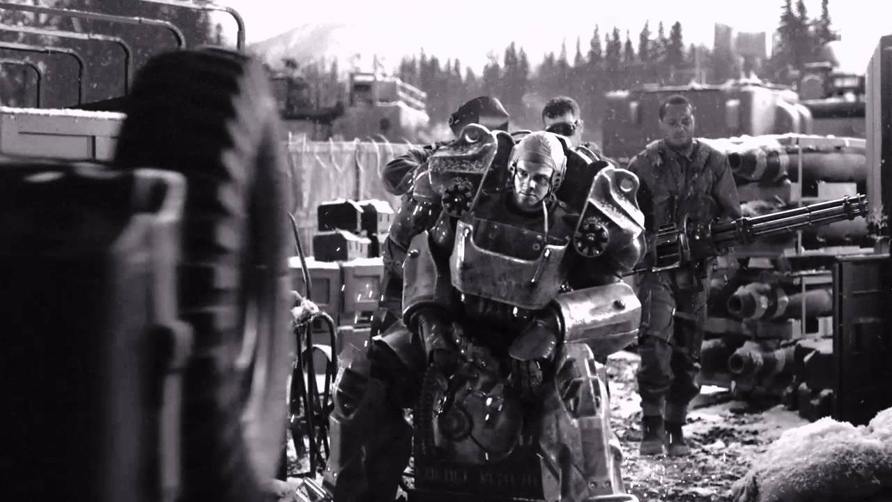 Fallout 4 Opening Cinematic YouTube