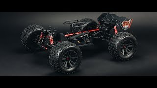 Load Video 3:  ARRMA GRANITE- 1/10th Electric 2WD Monster Truck