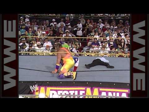 Doink the Clown executes a strategy at WrestleMania IX thumbnail