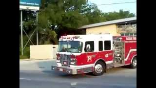 Dallas Fire Rescue / Engines