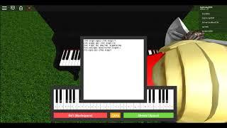 (REMASTERED) MINECRAFT Theme [C418] (ROBLOX piano)