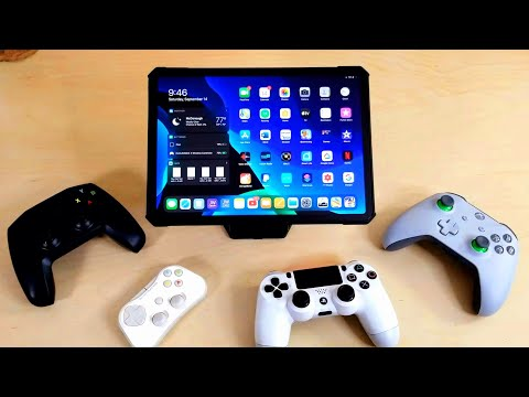 Top 4 Gaming Controllers For IPad Pro IPadOs...