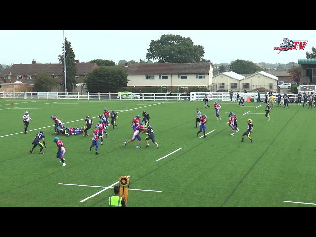 Sussex Thunder 2019 - Highlights at Portsmouth Dreadnoughts