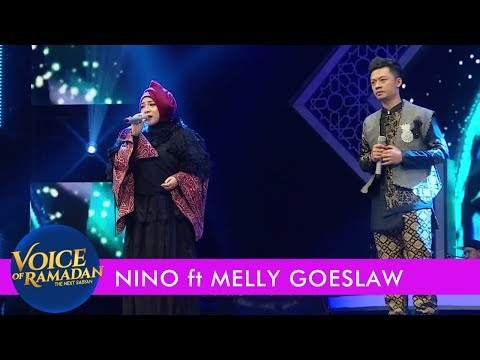 Takdir (Opick) - Nino Ft Melly Goeslaw   Episode 12   Voice Of Ramadan GTV 2019