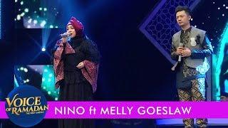 Takdir (Opick) - Nino ft Melly Goeslaw | Episode 12 | Voice of Ramadan GTV 2019