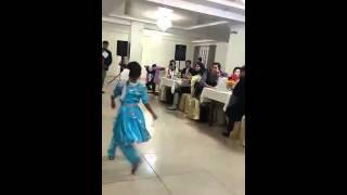 Индийский танец 2008г
