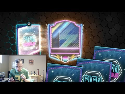 Best FIFA Mobile 18 Retro Stars Pack Opening! Pogba Special Retro Offer! 3 Retro Star Players Pulled