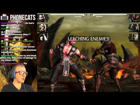 Mortal Kombat X - Kano Hype + New Abilities!