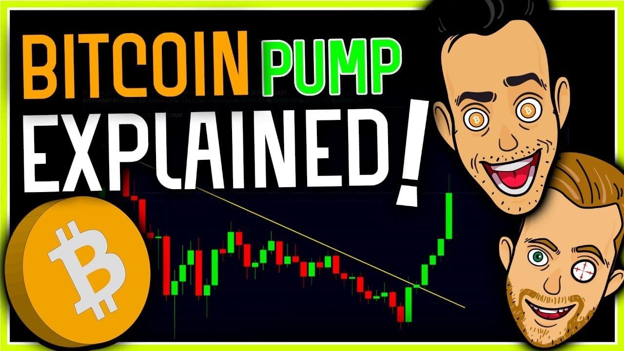 Download BITCOIN PUMP EXPLAINED!! WHAT HAPPENS NEXT?
