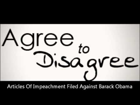 Articles Of Impeachment Are Filed Against Barack Obama. Brian & Blake Discuss.