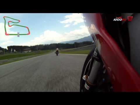 Red Bull Ring Streckenanalyse IDM Onboard Lap