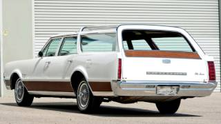Oldsmobile Vista Cruiser Custom 1967 classic old usa cars america gm