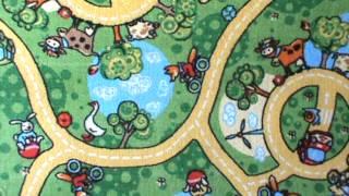 видео ковролин для детской