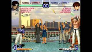 CMV DEMON COMBINATION - King of Figthers 2002 Magic Plus II (hack)