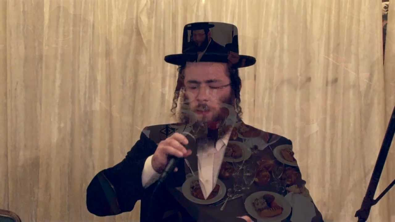 Chazen Ushi Blumenberg From Yedidim - Eilu Devarim