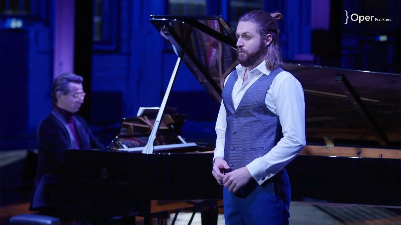 Liederabend im Stream: Konstantin Krimmel und Daniel Heide - YouTube