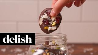 Chocolate Trail Bites | Delish