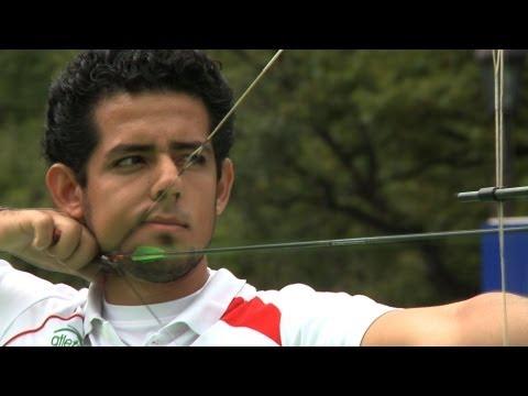 Archery World Cup 2012 - Final Stage - 1/4 Match #2.2