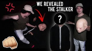 (SCARY) WE CAUGHT THE STALKER FAN!! *THE BIG REVEAL*
