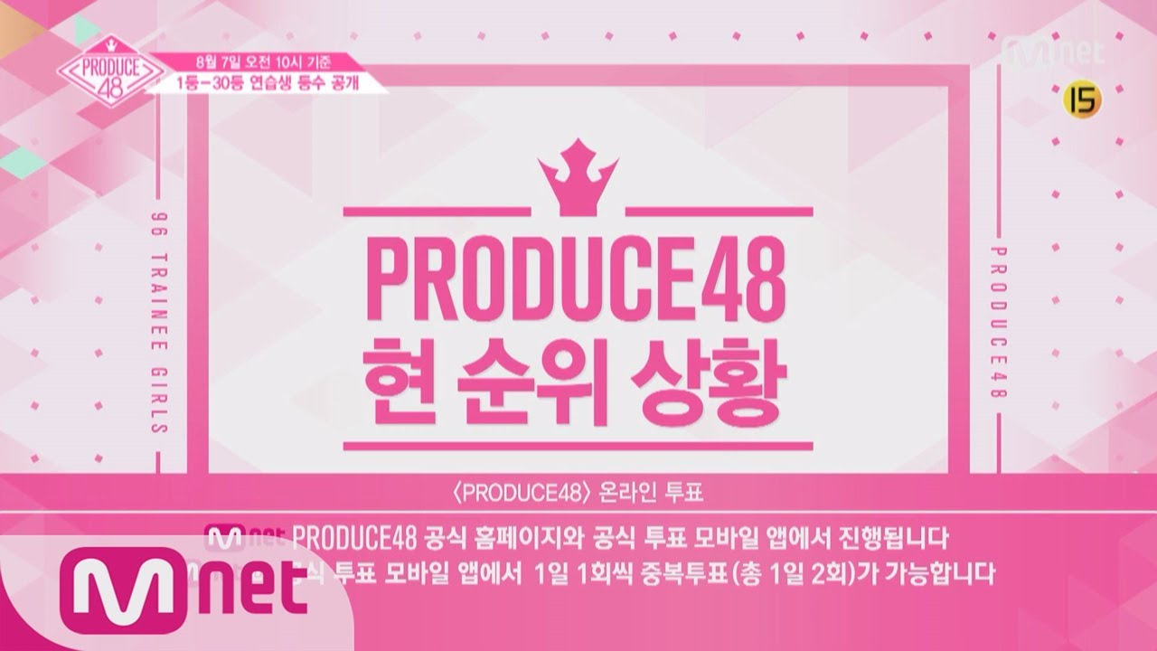 Produce 48' drops a surprise video revealing the trainees