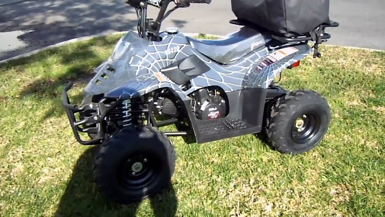 110cc ATV - Review - 110 ATV for Sale - Kids ATV Sales - Buy Kids ...