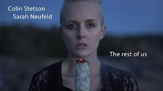 "Colin Stetson and Sarah Neufeld - ""The rest of us"" (Official Music Video)"