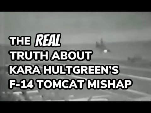 Download The Real Truth About Kara Hultgreen's F-14 Tomcat Mishap