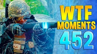 PUBG Daily Funny WTF Moments Highlights Ep 452