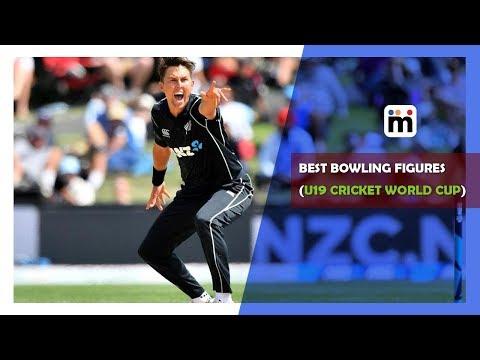 Best Bowling Figures (U19 Cricket World Cup) | Mijaaj Sports News