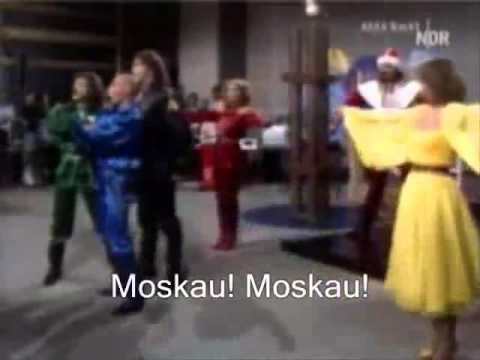 Moskau with english lyrics!