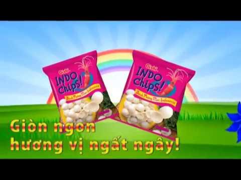 Quảng cáo Oishi Indo Chips