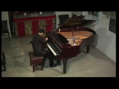 Alexander Soares plays Dutilleux : Choral et variations