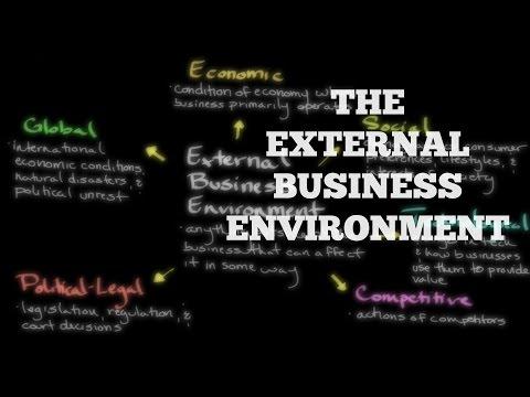The External Business